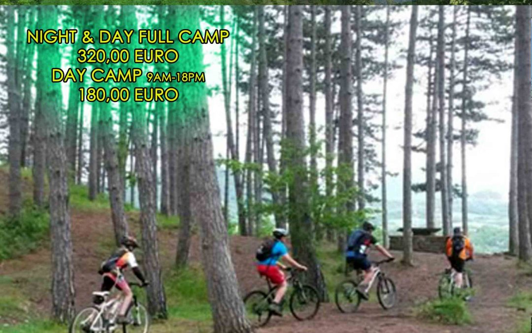 MTB & Lake Summer Camp 2015