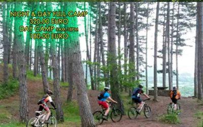 MTB & Lake Summer Camp 2015