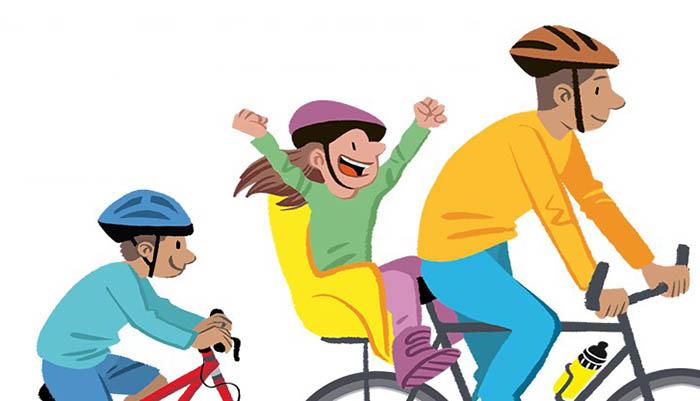 Tutti a scuola in bici