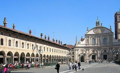 Pavia e il Parco del Ticino
