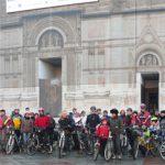 Grande presenza al Capodanno in bicicletta