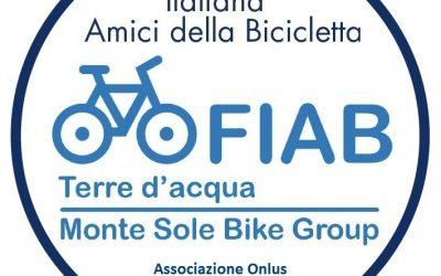 """""""Presentazione del bici plan di Terre d'Acqua, e un brindisi assieme"""""""