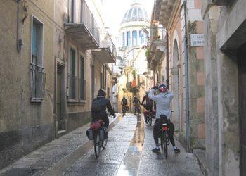 CicloradunoFIAB in  SICILIA