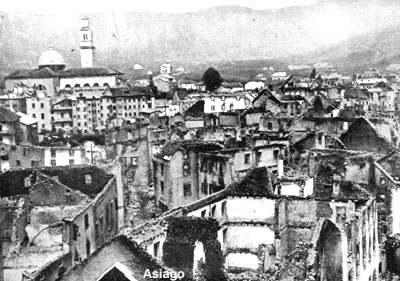La Prima Guerra Mondiale Sullaltopiano Di Asiago Fiab Bologna