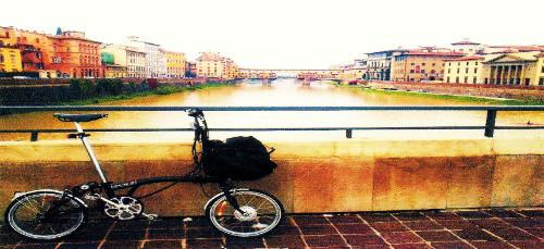 Firenze in pieghevole
