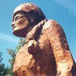 Il Monumento a Patrizia Wolf