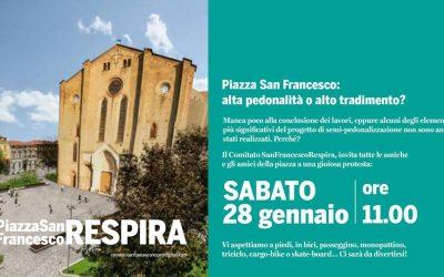Sabato 28 gennaio 2017 – Manifestazione del comitato San Francesco Respira