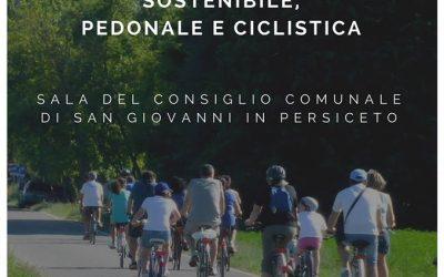 """Sabato 25 marzo – """"2°Convegno di mobilità sostenibile"""" a San Giovanni in Persiceto"""