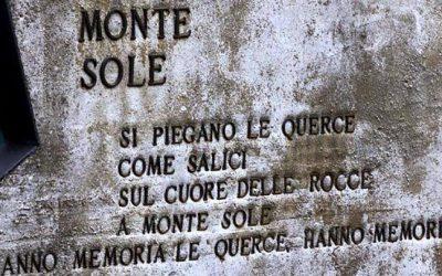Domenica 28 ottobre – Monte Sole: la parte bassa – Escursione
