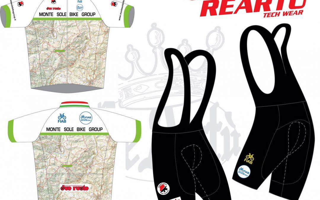 Mercoledì 31 gennaio – Nuovo ordine abbigliamento Monte Sole Bike Group