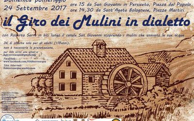 """Domenica 24 Settembre  – """"Il giro dei mulini"""" – Escursione"""