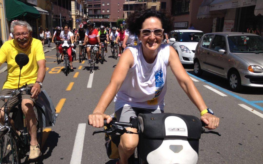 """Aspettando la """"Settimana europea della mobilità….in bicicletta"""" vi racconto…"""