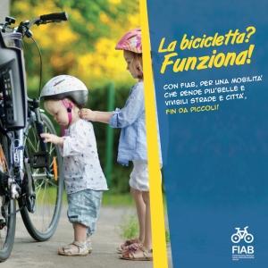 Sabato 11 novembre 2017 – La bicicletta funziona! – Giornata nazionale del tesseramento FIAB