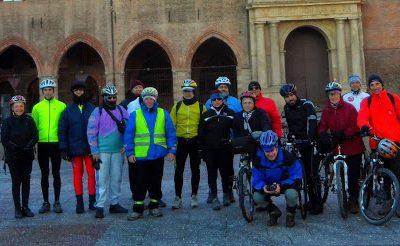 1° gennaio 2018 – Capodanno in bicicletta – Passeggiata