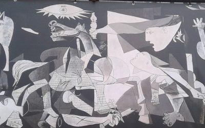 Domenica 4 febbraio – Guernica, icona di pace – Escursione