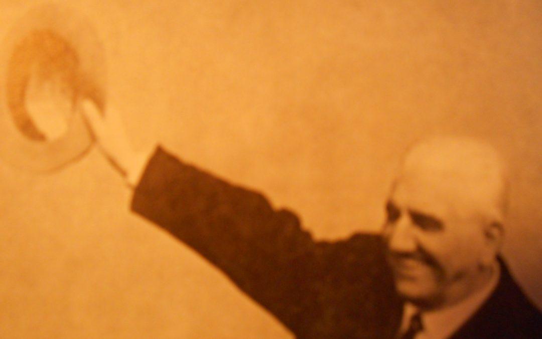 Sabato 17 febbraio – Giuseppe Dozza – Partigiano, sindaco, ricostruttore – Passeggiata