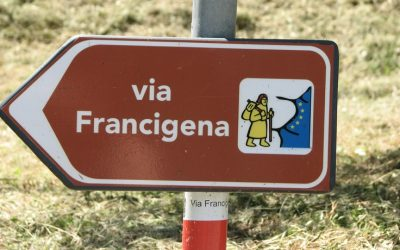 Martedì 24 aprile – Riunione organizzativa per la prima tappa della via Francigena