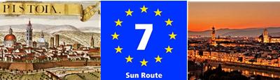 Domenica 15 aprile – Pistoia – Firenze su Eurovelo 7: il Percorso del Sole – Escursione