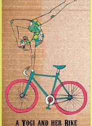 Sabato 12 maggio – Bici e yoga 1 – Passeggiata