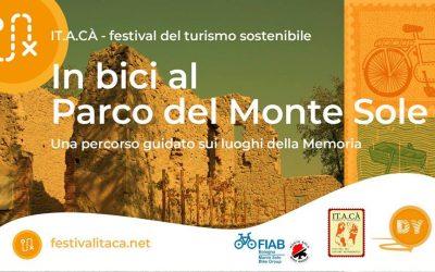 Sabato 2 giugno – In bici al Parco del Monte Sole con Itacà Festival