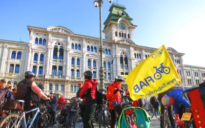 Cicloturismo in Italia: un'indagine nazionale promossa da Università dell'Insubria e Fiab