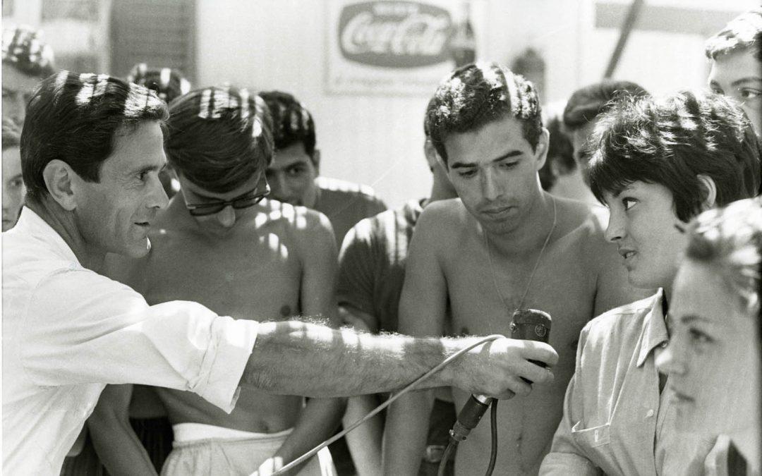 Sabato 16 giugno – Comizi d'amore 1963 – Passeggiata
