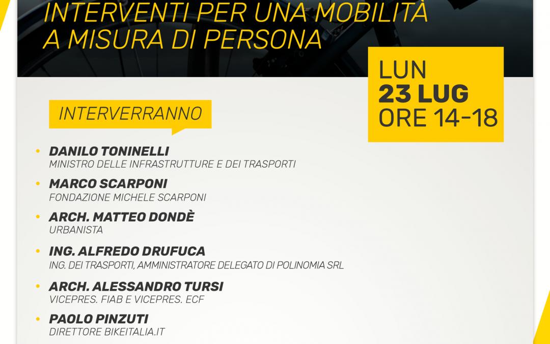 Sicuri in città – Convegno a Montecitorio