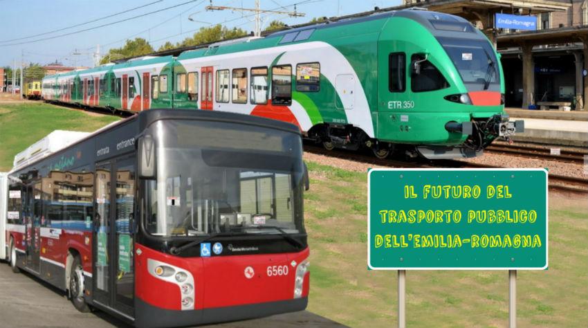 Mobilità sostenibile. In Emilia-Romagna autobus gratis per chi ha l'abbonamento del treno: