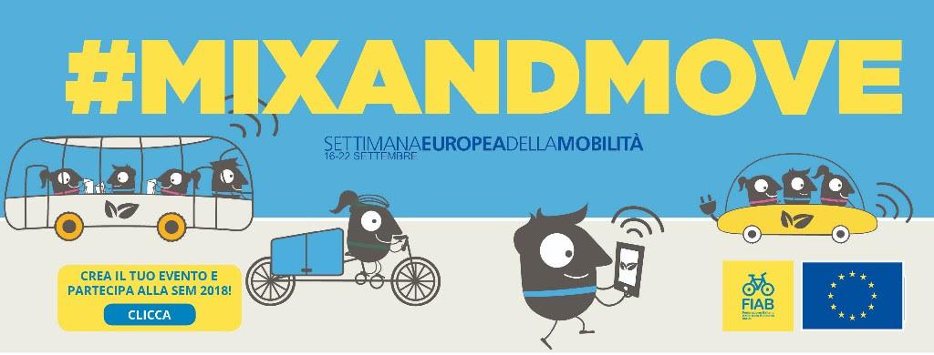 Sabato 22 settembre – In piazza per la settimana della mobilità … in bicicletta