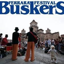 Sabato 25 agosto – Ferrara Buskers Festival – Escursione