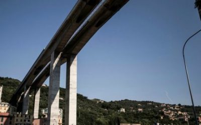 Il crollo di Genova è il frutto di un paese ostaggio del cemento. Cambiamo rotta