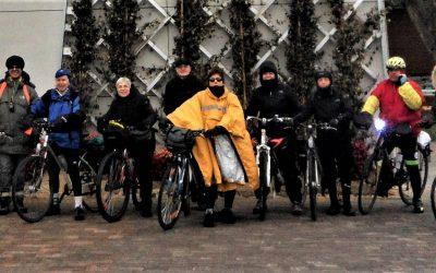 1° gennaio 2019 – Capodanno in bicicletta – Passeggiata