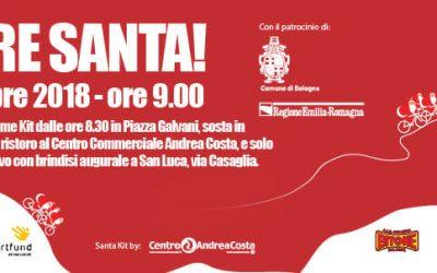 Domenica 23 dicembre –  We are Santa! – 3° Raduno ciclistico bolognese di Babbi Natale