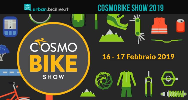 Domenica 17 febbraio – Cosmobike show a Verona