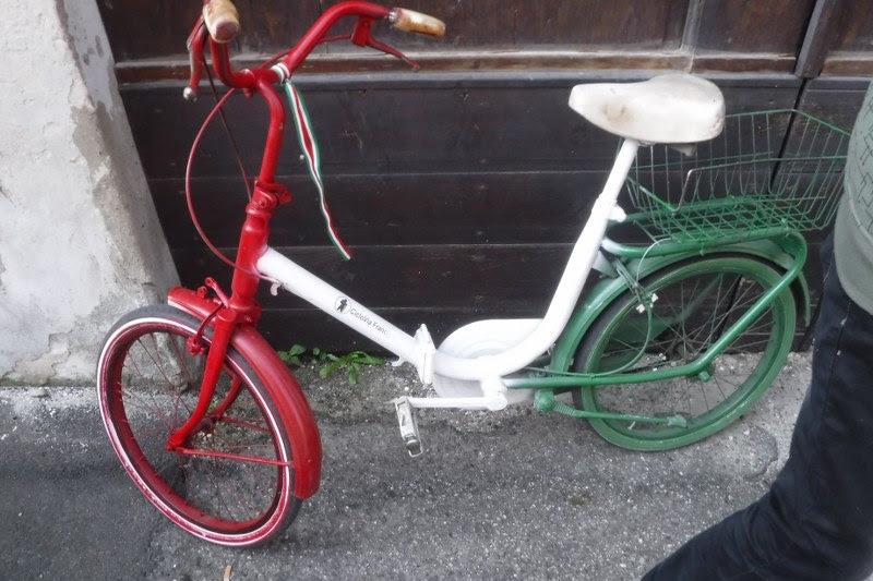 Con voi per una Italia a misura di bici