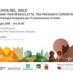"""Convegno """"Ciclovia del sole"""" : progetto e finanziamenti"""
