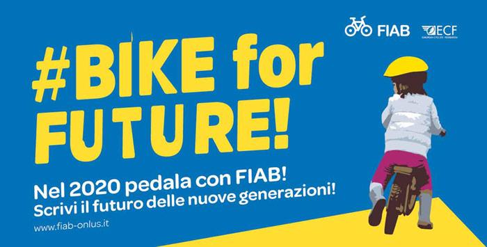 Campagna soci FIAB 2020: perchè sostenere FIAB