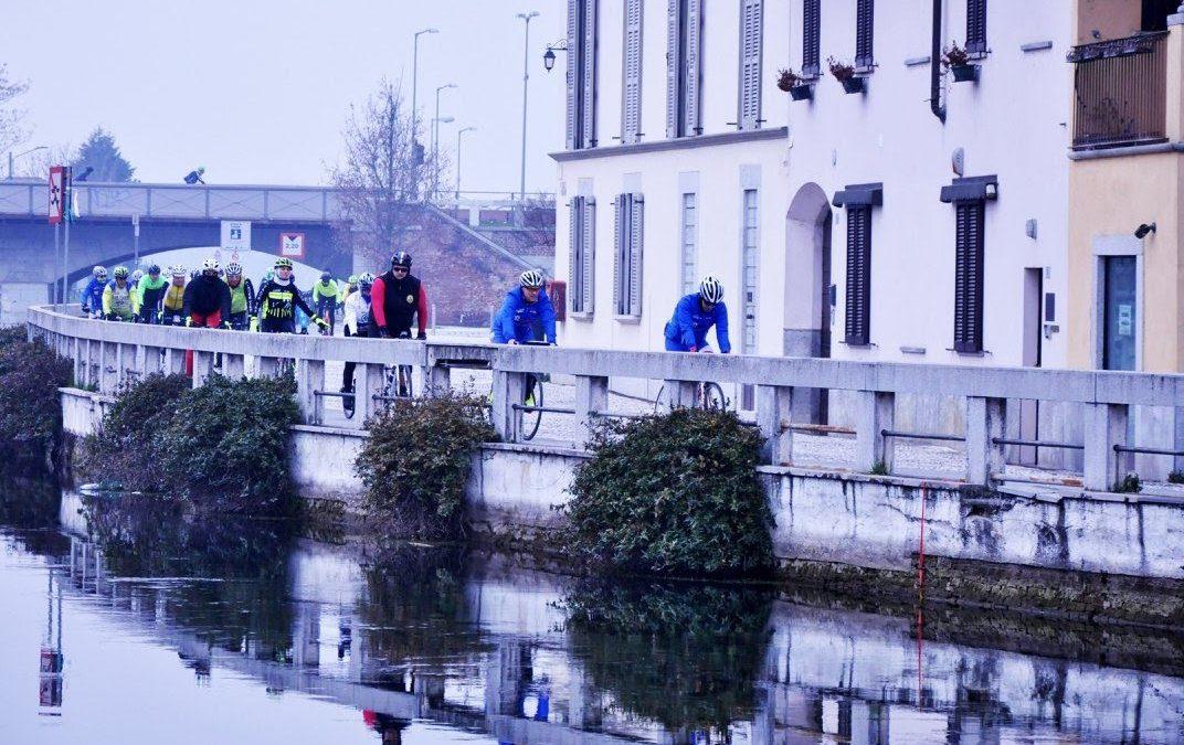 Domenica 16 febbraio – Mirando Pedalando lungo i navigli di Milano