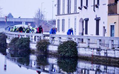 Domenica 16 febbraio – Mirando : Pedalando lungo i navigli di Milano