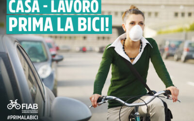 Bike to work: decalogo Fiab e incentivi della Regione