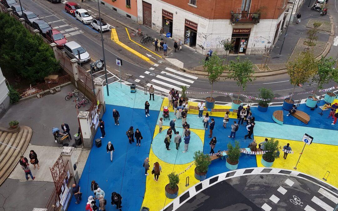 Strade aperte a Bologna – C'è fame di spazio – NOVITA'